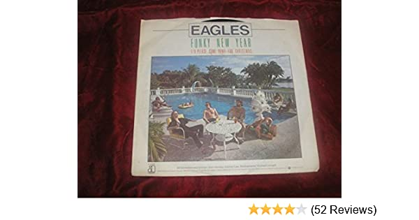 Eagles Please Come Home For Christmas.Please Come Home For Christmas Promo 45 7