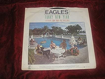 Please Come Home For Christmas Eagles.Please Come Home For Christmas Promo 45 7
