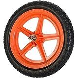 ストライダー オプションパーツ ウルトラライト ホイール オレンジ (シールドベアリングタイプ)