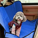 Pet Seat Cover - Super Easy to Install Pet Car Seat Covers - WaterProof Auto Seat Cover for Pets in 4 Different Colors - Red - Black - Blue - Camouflag - 100% SATISFACTION GUARANTEE!