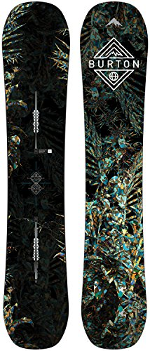 Rocker Snowboard Custom (Burton Men's Flight Attendant '18 156 Multi 156)