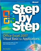 Microsoft Office Excel 2007 Visual Basic for Applications Step by Step Front Cover