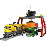 Ausini Building Blocks Railway Station Train City Toy Locomotive #25004 792pcs Compatible with Lego Sluban