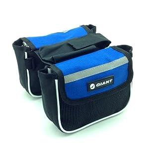 GIANT トップチューブバッグ サイクリングバッグ 工具 小物収納に最適