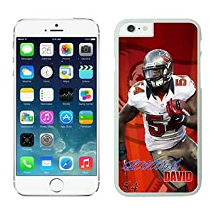 Tampa Bay Buccaneers Lavonte David Case Cover For LG G3 NFL Cases White NIC13457