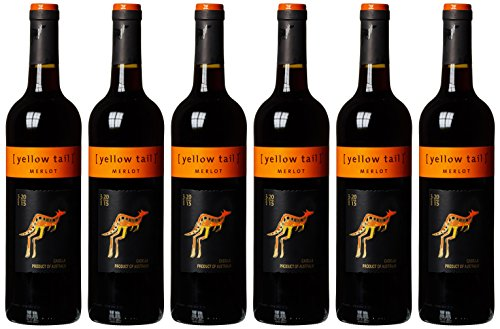Yellow Tail Merlot South E. Australia 2015 trocken (6 x 0.75 l)