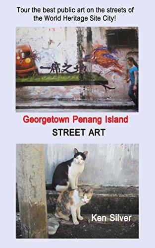 Georgetown Penang Island Street Art