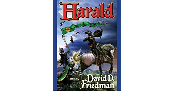 Harald (English Edition) eBook: David Friedman: Amazon.es ...