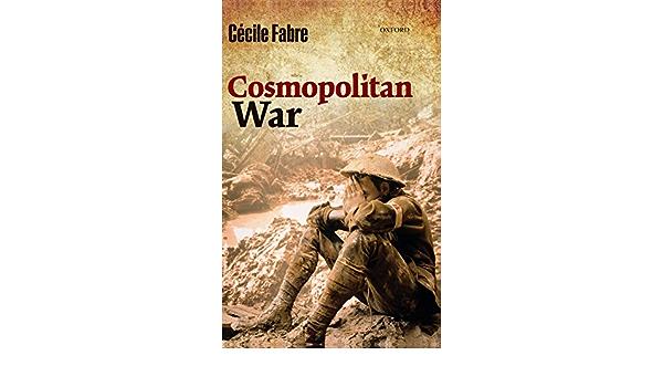 Cosmopolitan War: Amazon.es: Fabre, Cécile: Libros en idiomas ...