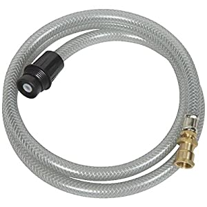 kitchen sink sprayer replacement 4 180 replacement hose only kitchen sink spray hose 5958