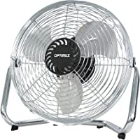 18 High Velocity, Industrial Grade High Velocity Fan, Silver