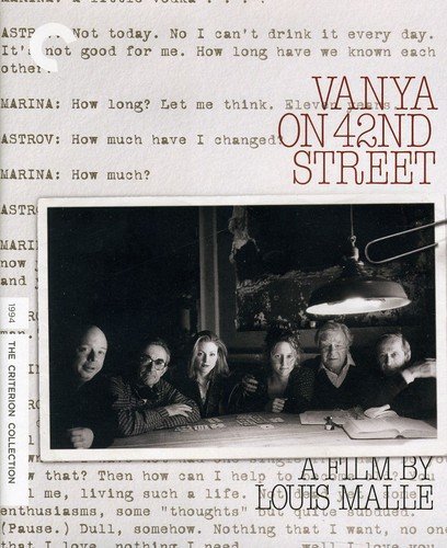 Vanya on 42nd Street (Criterion Collection) [Blu-ray]