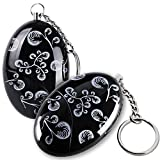 Electronics : Mengde WCH8211 120 db. Emergency Personal Alarm Keychain for Women, Kids, Girls, Superior, Explorer Self Defense Electronic Device Bag Decoration, 2 Piece