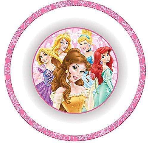 Disney Princesses Baby Girls Food Bowl - 5.5 Inches Melamine (Yoda Bowl)