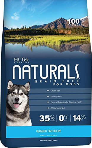 Hi-Tek Naturals Grain Free – Alaskan Fish Formula – 15lb For Sale