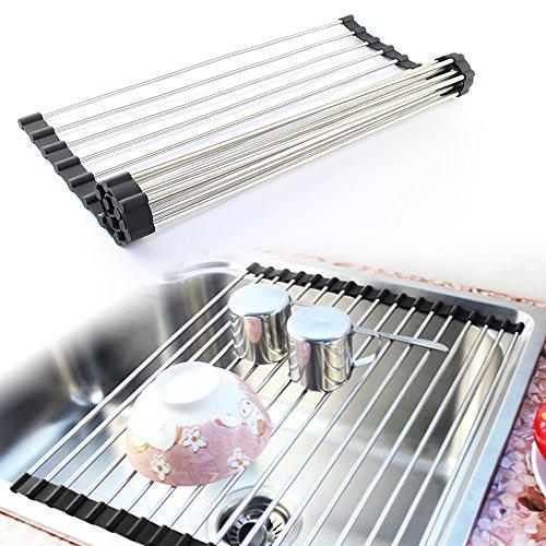 over sink dish rack - 3