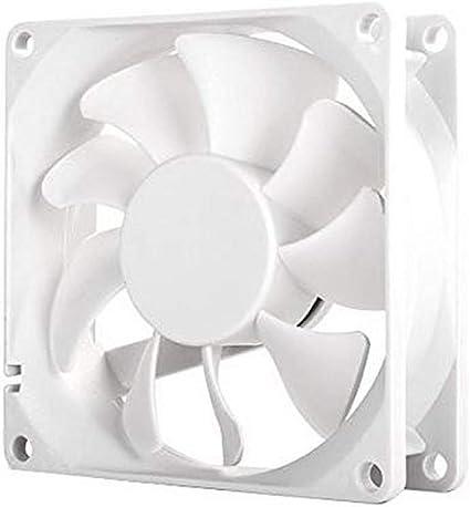 SilverStone SST-FM84 - Ventilador de refrigeración ajustable de ...