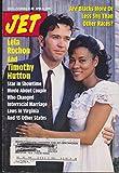 JET MAGAZINE APRIL 8, 1996 *LELA ROCHON/TIMOTHY HUTTON*
