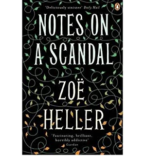 Notes on a scandal zoe heller 9780141029061 amazon books notes on a scandal by heller zoe author on dec 06 fandeluxe Choice Image