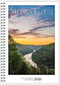 Sierra Club Engagement Calendar 2021: Sierra Club ...
