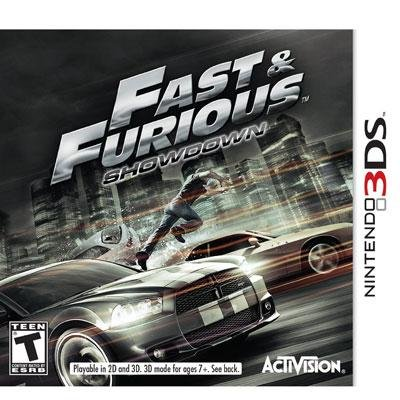 fast and furious the game - 8
