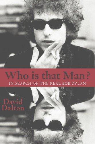 who is that man in search of the real bob dylan 感想 david 読書
