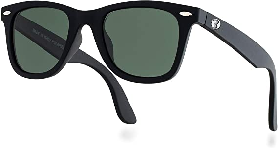 Italy Made HD Corning Glass Lens Sunglasses Polarized Unisex