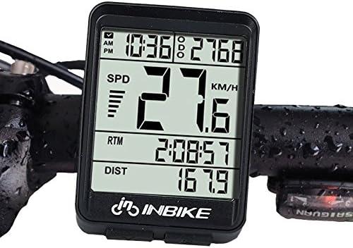INBIKE IN321 - Velocímetro para Bicicleta, Impermeable ...
