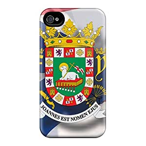 New Style LauraKrasowski Seal Of Puerto Rico Premium Covers Cases For Iphone 6