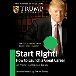 Start Right! How to Launch a Great Career