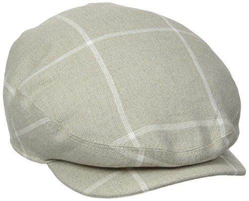 Kangol Men's British Peebles, Linen Check, X-Large ()