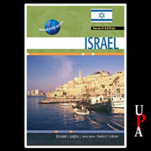 Modern World Nations: Israel Audiobook