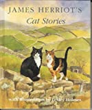 James Herriot's Cat Stories by James Herriot front cover