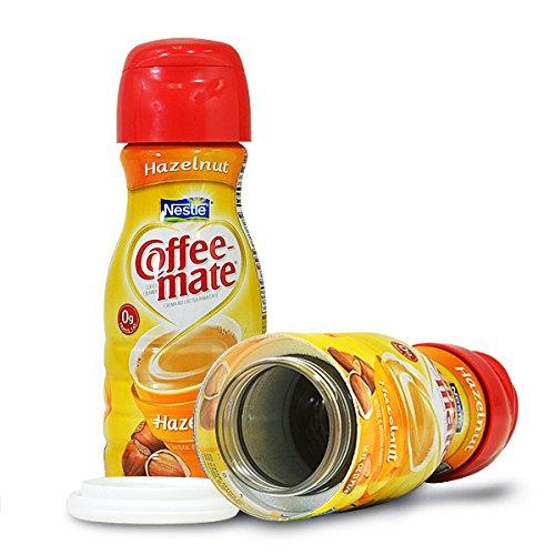 Coffee-mate Coffee Mate Hazelnut Creamer Diversion Stash ...