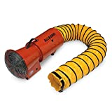 Allegro Industries 9506‐25 Axial Blower with Canister, 12V DC, 25'' Ducting