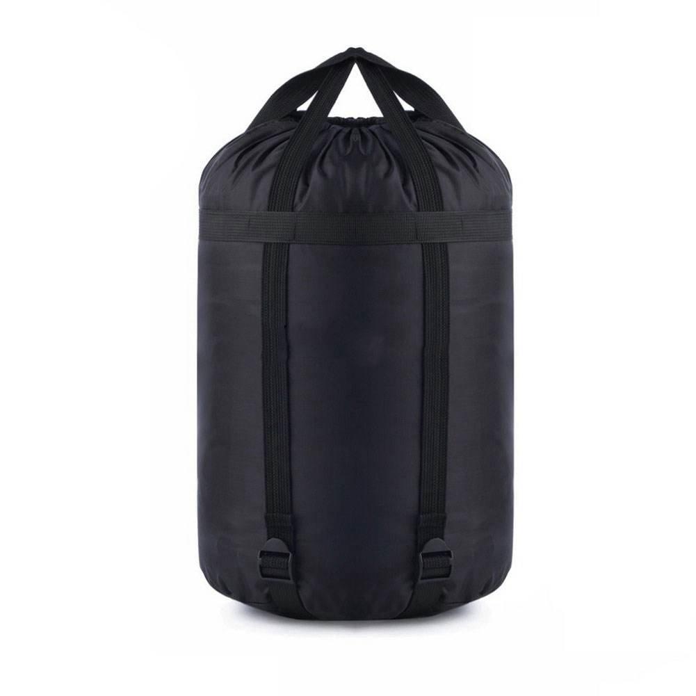 TOOGOO Bolsa sacos de compresion de nylon Saco bolsa de compresion de almacenamiento de cosas bolsa de dormir
