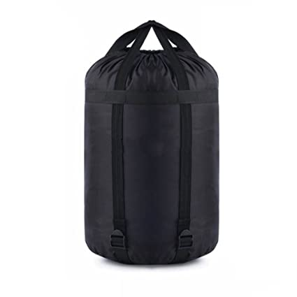 SODIAL Bolsa sacos de compresion de nylon Saco bolsa de compresion de almacenamiento de cosas bolsa