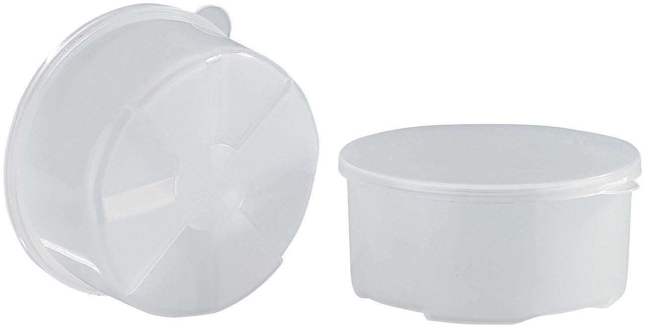 Rosenstein & Söhne Zubehör zu Schnee Eismaschine: 10 extra Formen für Slush-EisspenderSES-200 (Shaved-Ice-Maker)