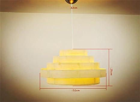 Plafoniera Vimini : Lucky clover a aretrò stile moderno soffitto ciondolo luce paralume