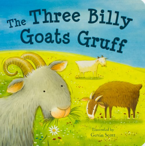 The Three Billy Goats Gruff (Fairytale Boards) -