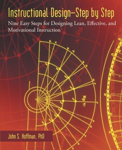 Instructional Design Step By Step Nine Easy Steps For Designing