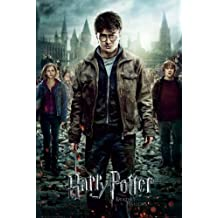 "Harry Potter And The Deathly Hallows: Part 2 - Movie Poster (Regular Style) (Size: 24"" x 36"") (Poster & Poster Strip Set)"