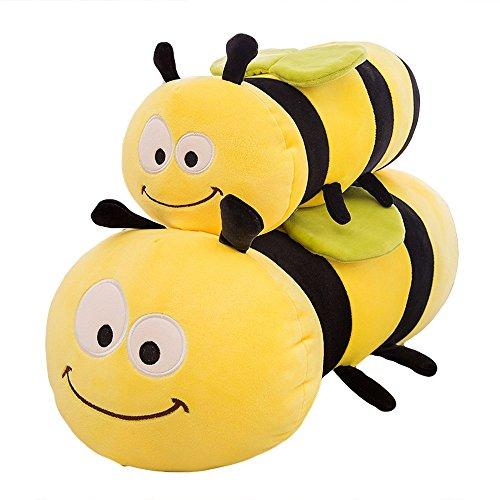 [YuanShiming Buzzy the Honey Bee Plush Stuffed Animal Toy (45cm)] (Marlon Brando Costumes)