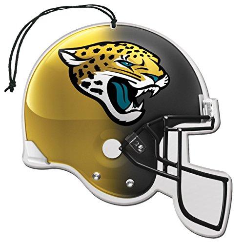 NFL Jacksonville Jaguars Auto Air Freshener, 3-Pack