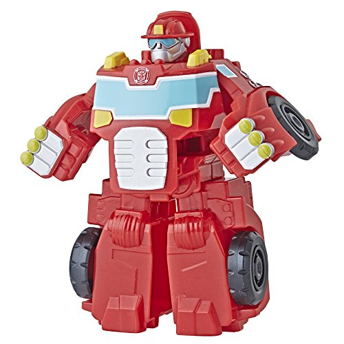 Playskool Heroes Transformers Rescue Bots Heatwave the Fire-Bot