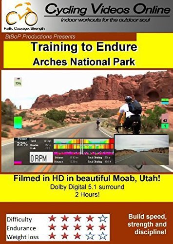 Training to Endure! Arches National Park, Moab Utah. DVD EDITION ...