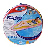 Swimways Spring Float - Pink & Yellow