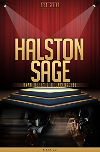 Halston Sage Unauthorized & Uncensored (All Ages Deluxe Edition with Videos)