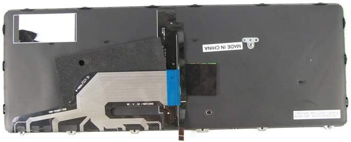440 G4 640 G2 Keyboard for HP PROBOOK 430 G3 430 G4 440 G3 645 G2 Series with Backlit Frame Black 445 G3