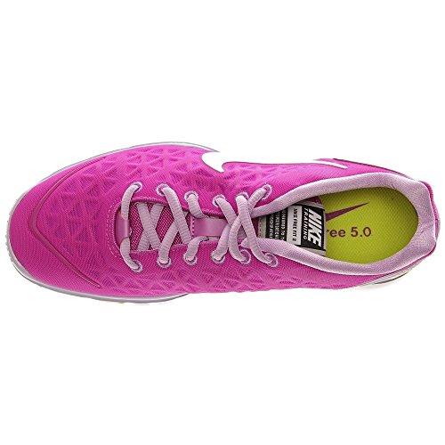 Nike Women Free Trainer Fit 2 487789-502 Farbe: Magenta/White-Volt